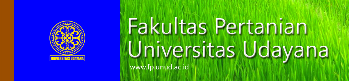 Fakultas Pertanian Universitas Udayana