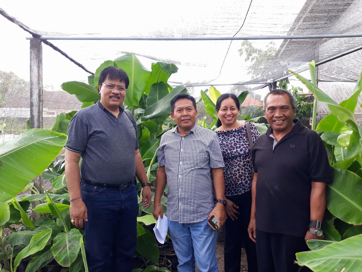 Teaching Farm Fakultas Pertanian Universitas Udayana